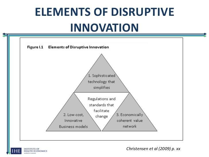 disruptive technology definition