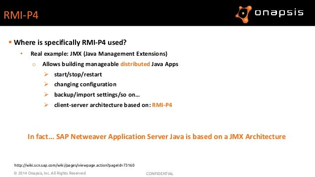Dissecting and Attacking RMI Frameworks