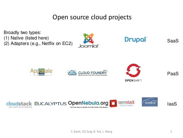 Dissecting Open Source Cloud Evolution: An OpenStack Case Study Slide 2