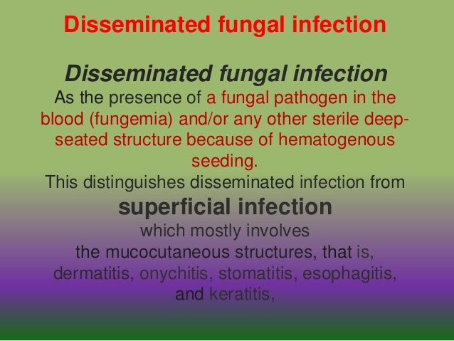disseminated fungal infections 2015, Skeleton