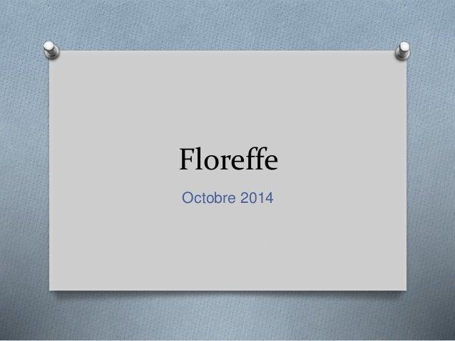 Floreffe Octobre 2014