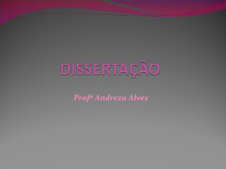 Profª Andreza Alves