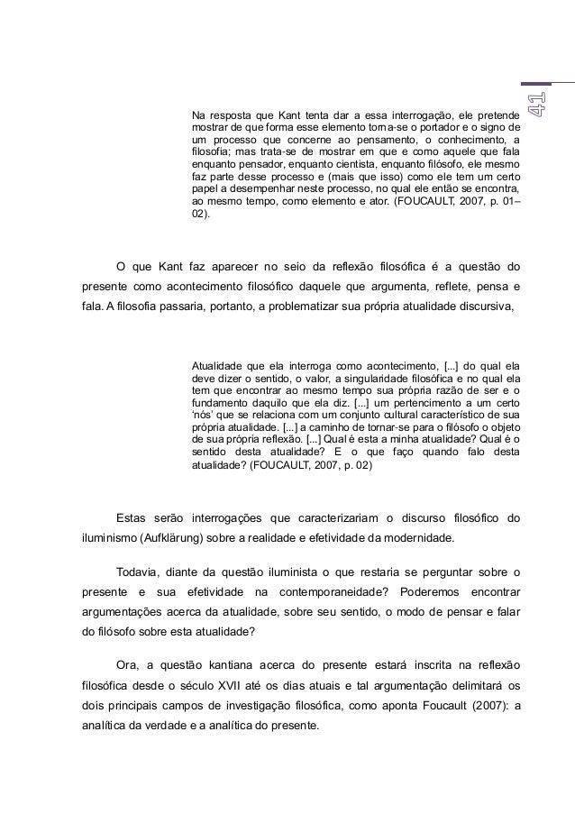 teleologia educacional, que tem como fim a verdade. Entrar na espessura da realidade. (GELAMO E LIMA apud GELAMO, 2007, p....