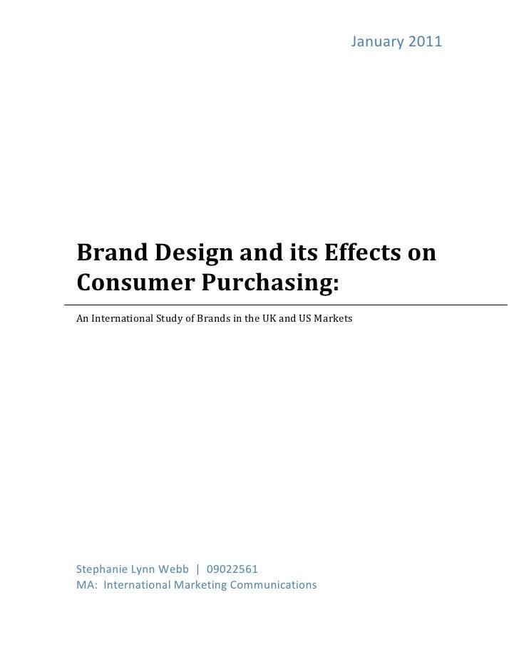 The Effect of Brand Awareness on Consumer Buying Behavior