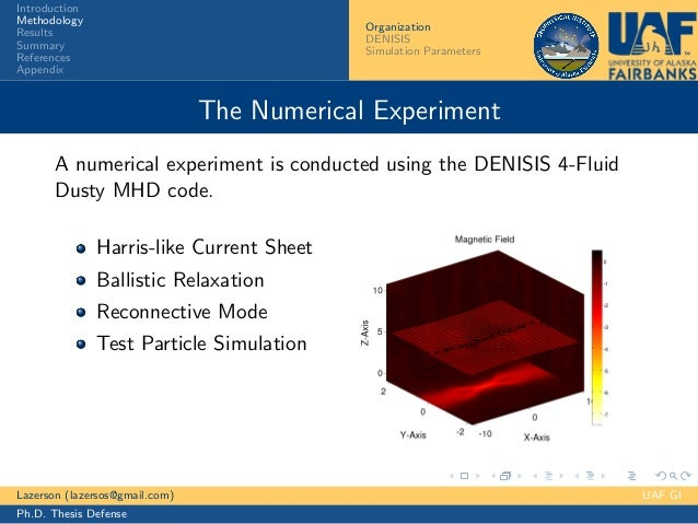 dusty plasma thesis Plasma physics  plasma chemistry  dusty plasma  thesis: dr pintu bandopadhyay and prof a sen: sushil kumar singh: observation and theory of electron temperature gradient turbulence in laboratory plasma, homi bhabha national institute (download pdf file) september 2013: 5339517(0432) sin.