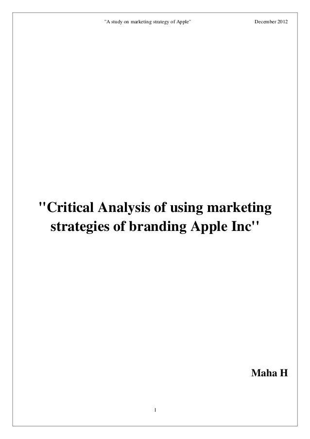 market niche strategy