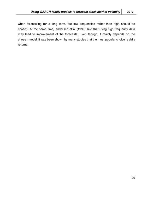 Bsc dissertation