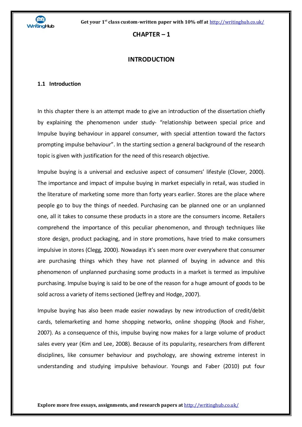 Example of thesis statements for research paper copywriting job