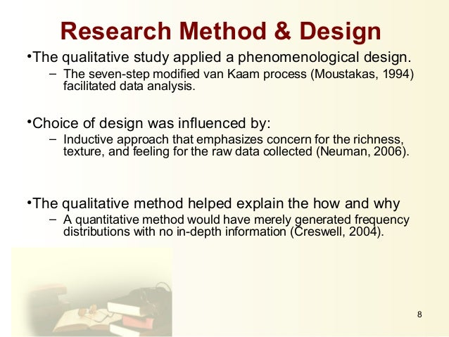 Presenting and Evaluating Qualitative Research