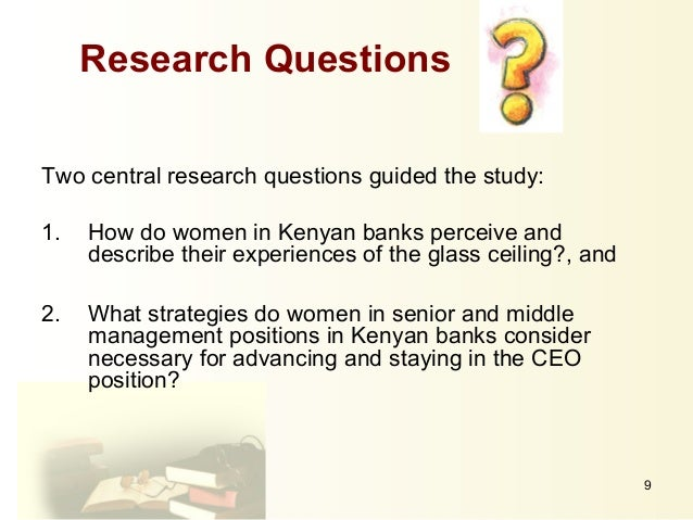 Dissertation defence questions