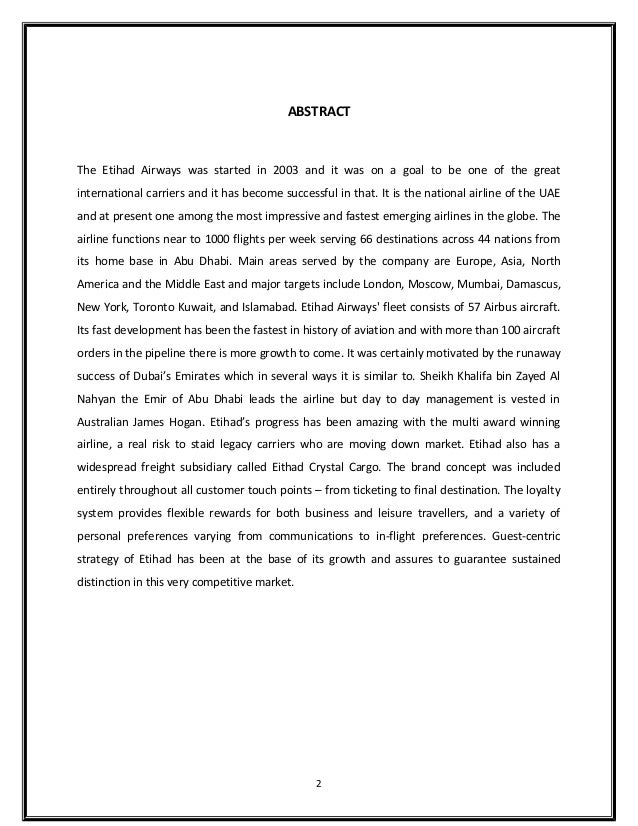 Emirates Airlines: Reputable Company in Asia Essay Sample