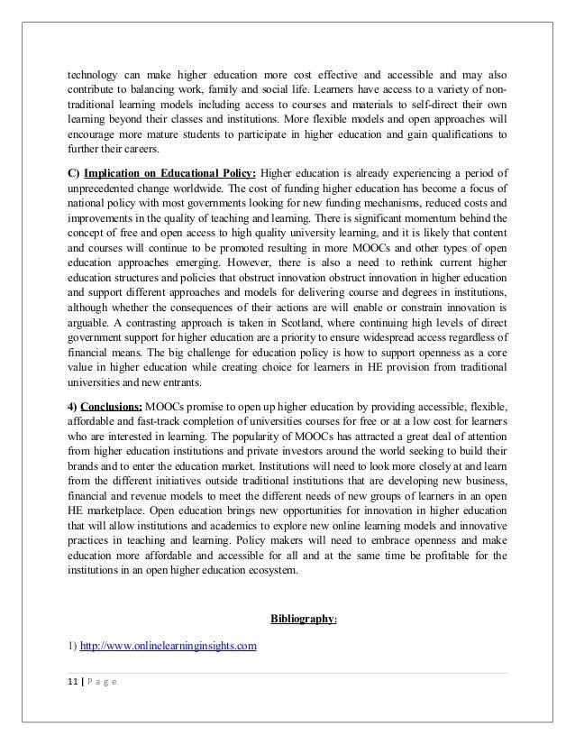 Dissertation+higer education