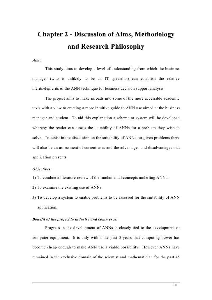 Birkbeck Politics Dissertation