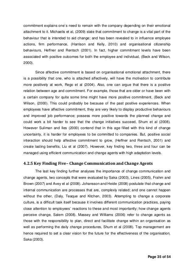 Sample academic essay
