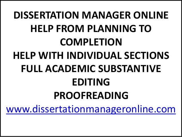 Online dissertation writing service groups