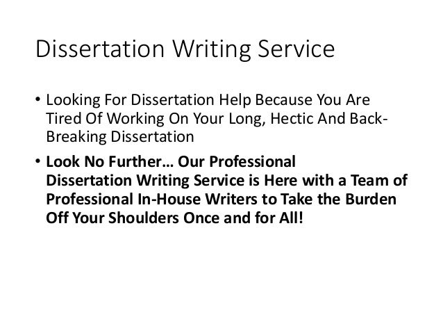 Best dissertation writing service uk overseas