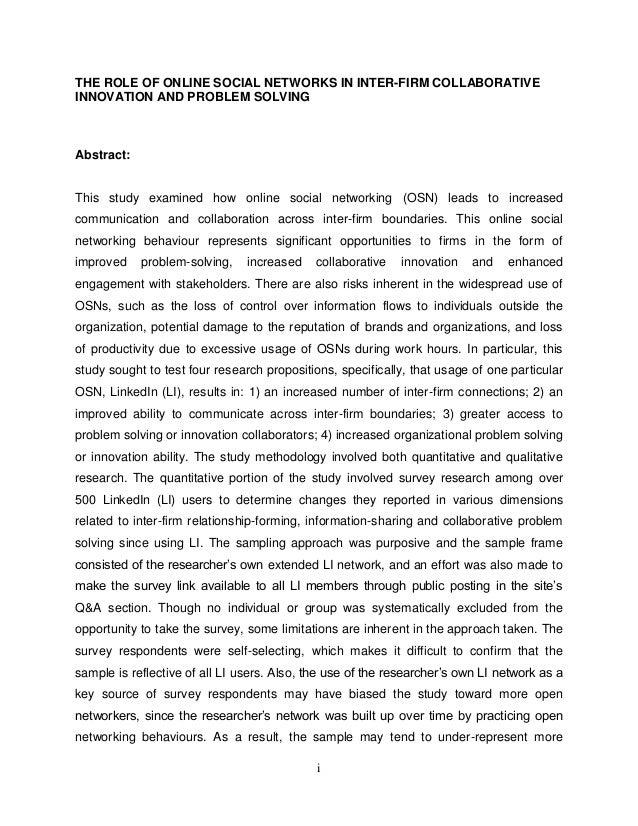 Custom Community Problem Solving Paper Essay