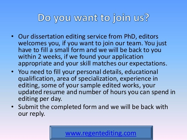 Top Editing and Proofreading Tips for Your Dissertation