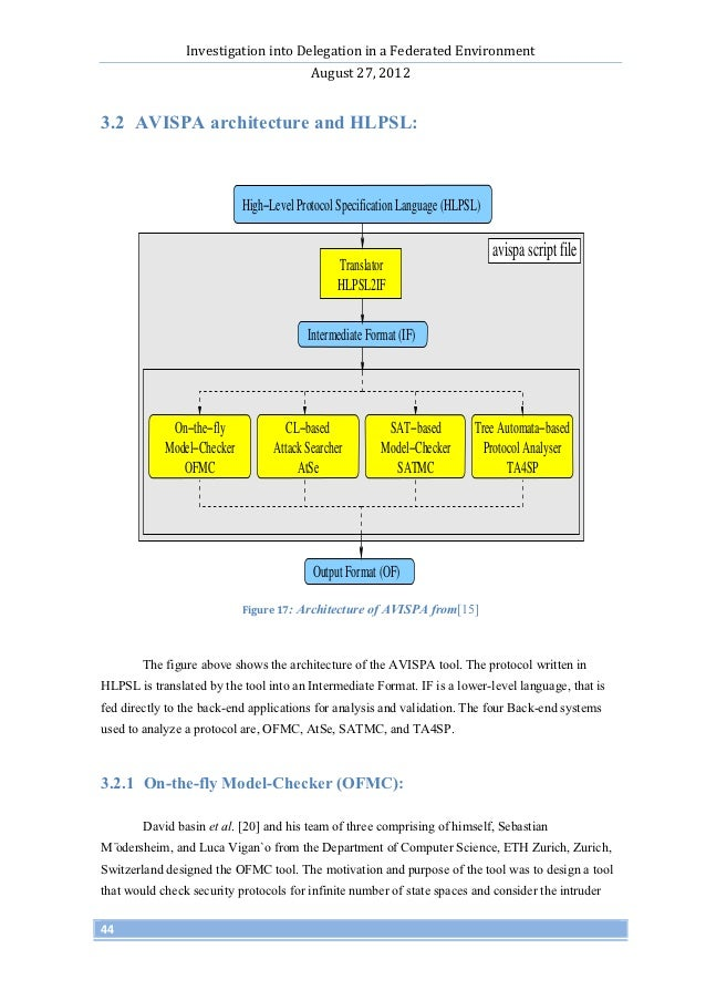 information security master thesis