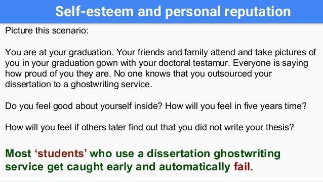 Ghostwriter Dissertation