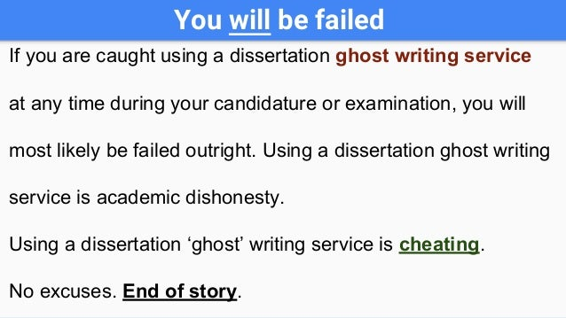 Future ghost writing services