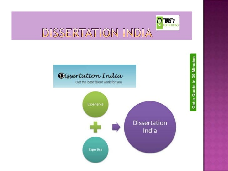 We are a leading Dissertation Writing andEditing Services Firm with offices located inNew Delhi, US and UK. Our key servic...