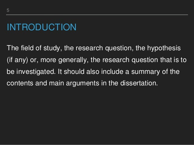 Research paper introduction sample