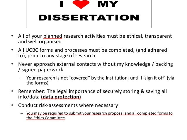 introduction on dissertation writing