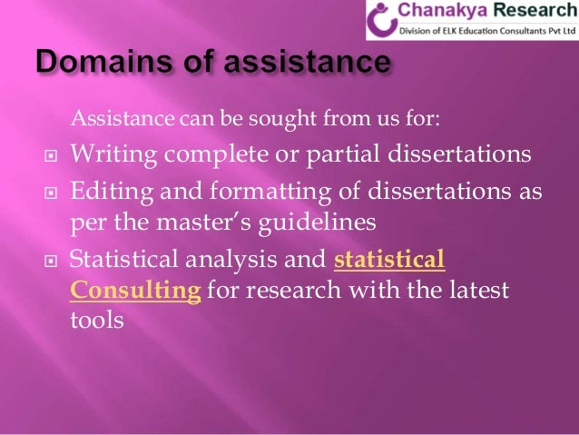 Dissertation results help