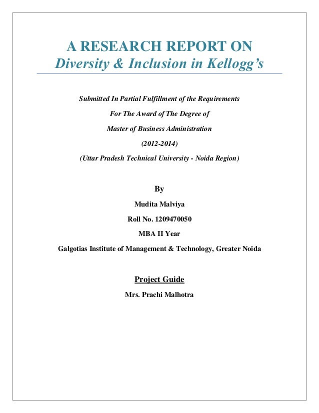 dissertation on diversity Dissertation proposal on managing diversity of workforce managing workforce diversity what is diversity when we say diversity this refers to differences within the.