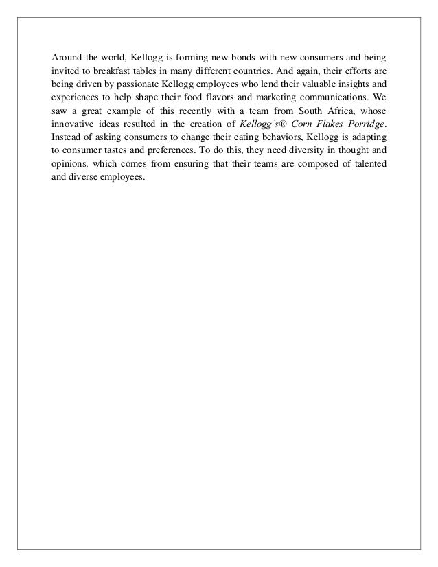 dissertations on diversity