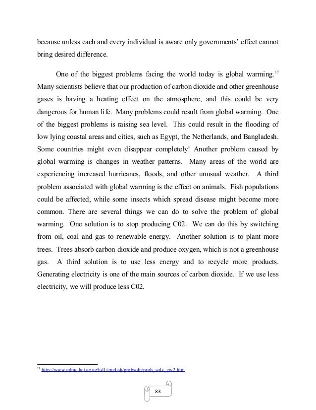 global warming 35 essay Here is an explanation of global climate change examine why it is such a politically-charged issue learn to write papers of such type get help.