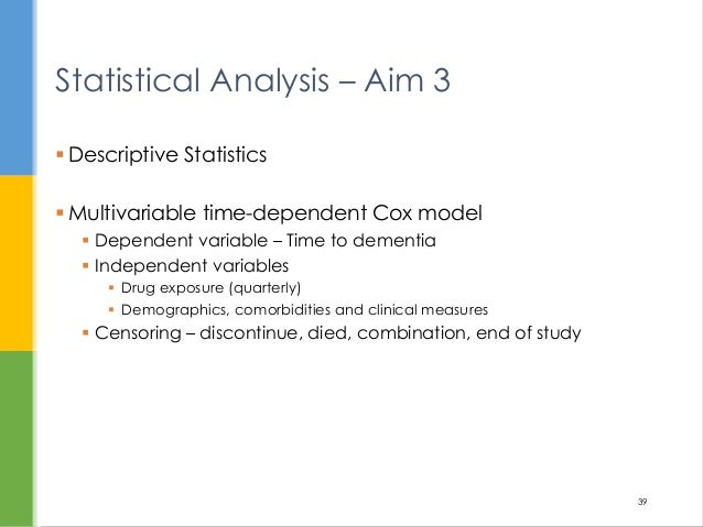 Dissertation statistical service learning