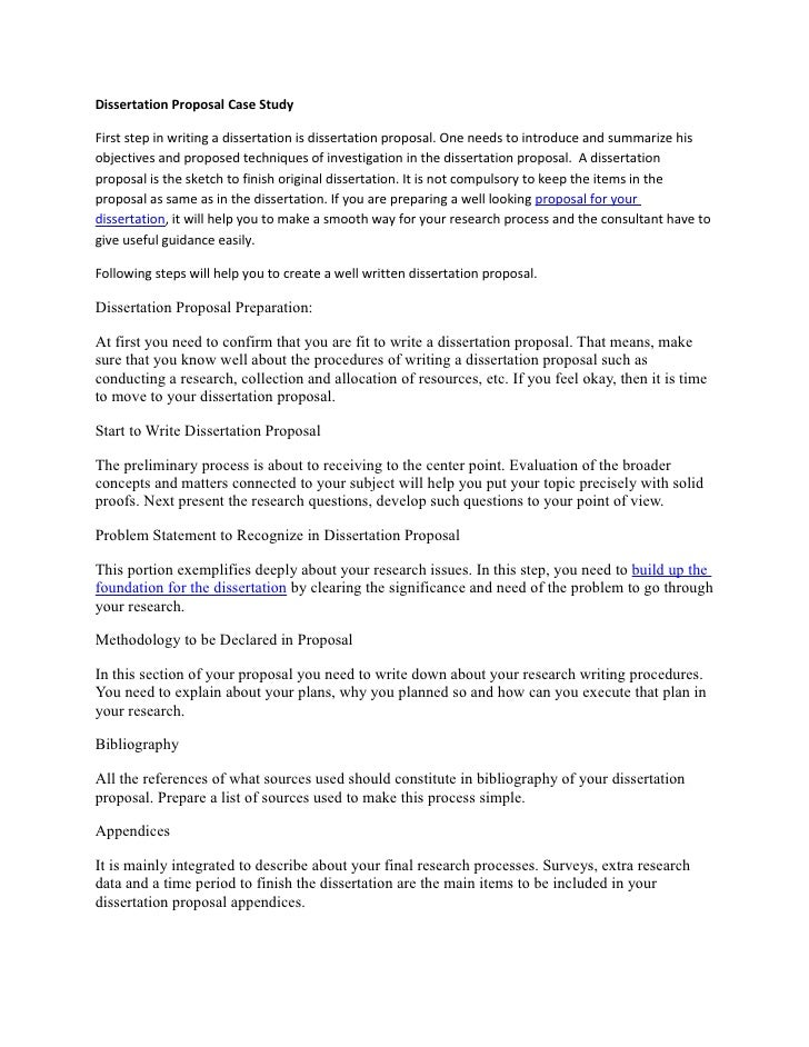 help writing dissertation proposal research