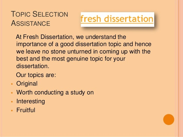 Proposal and dissertation help difference between
