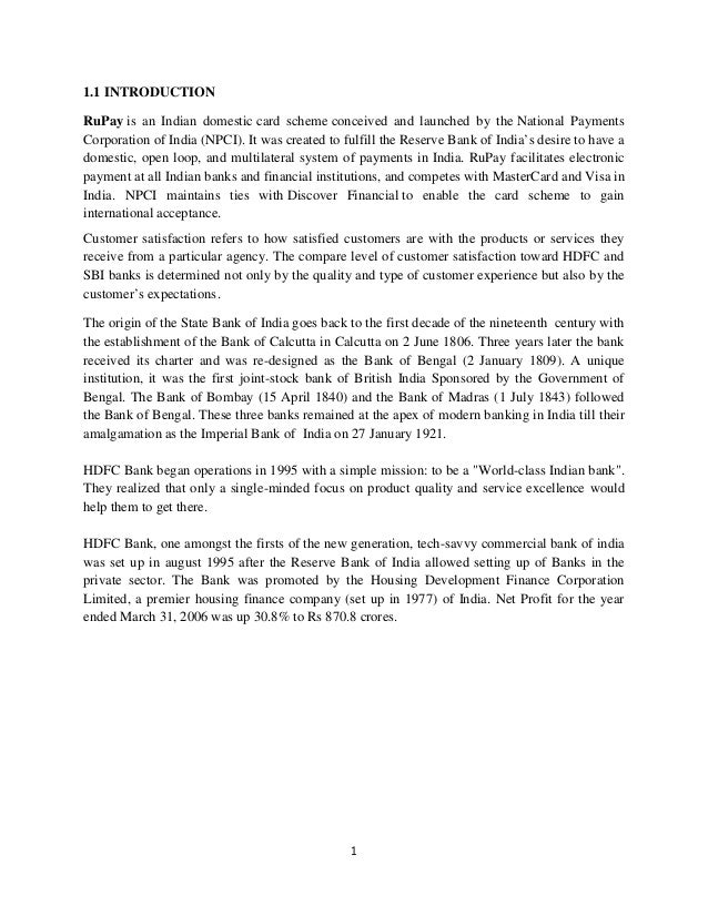 dissertation report on online shopping