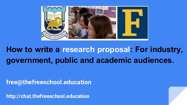 Dissertation research proposal education