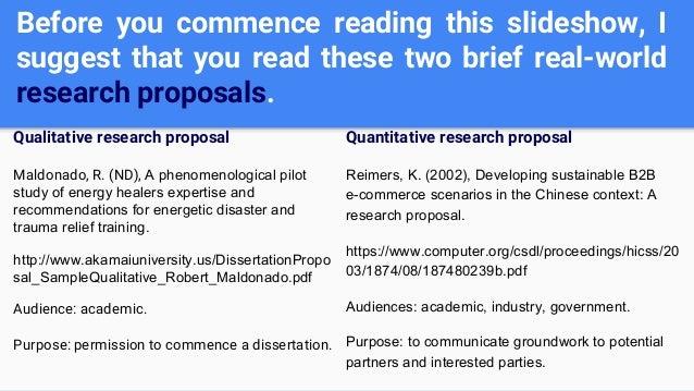 Quantitative Research Proposal Sample College Paper Service