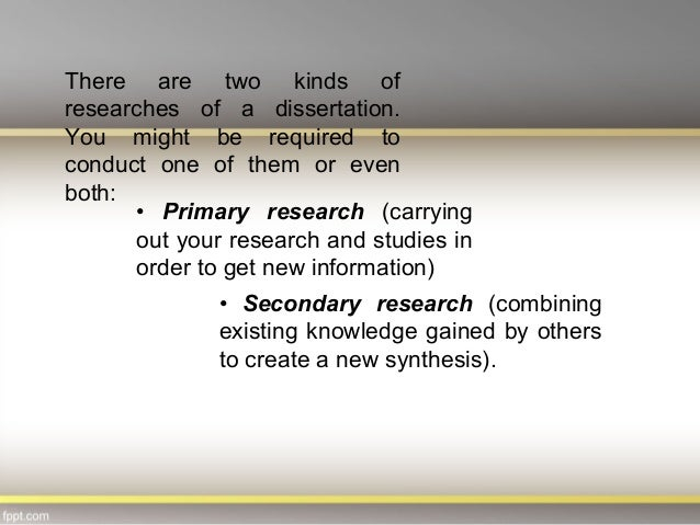 Dissertation research strategy getting started