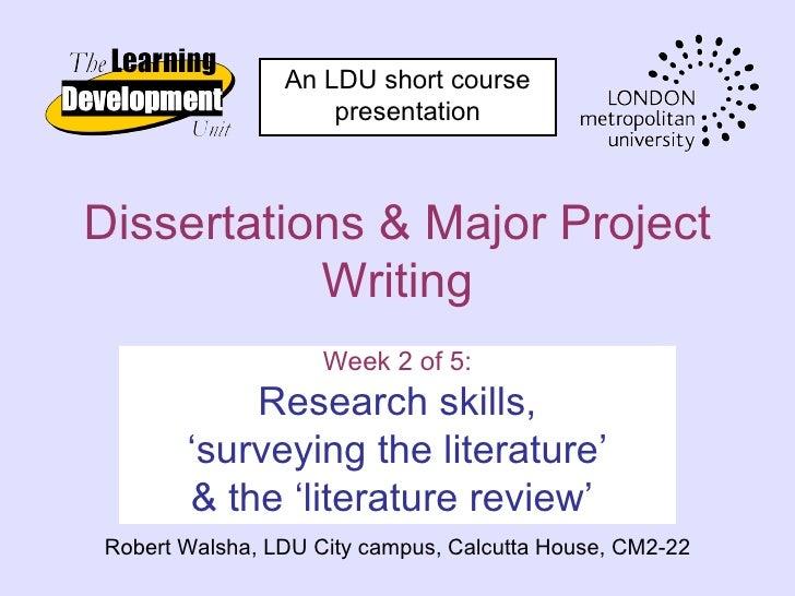 Richard n avdul dissertation