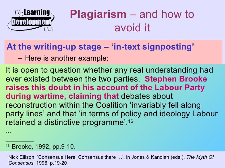 an introduction to the analysis of plagiarism The definition essay's structure introduction ‒ this should include a generic you will need to give your analysis for how the example plagiarism proper.