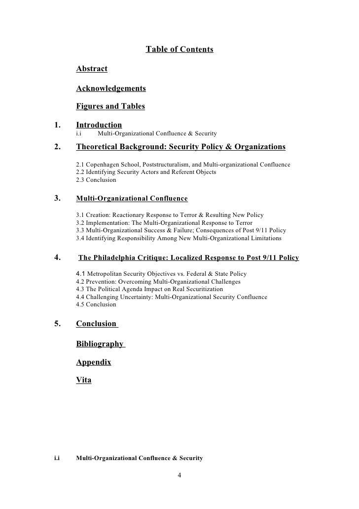MultiOrganizational Confluence Sample – Sample Political Agenda