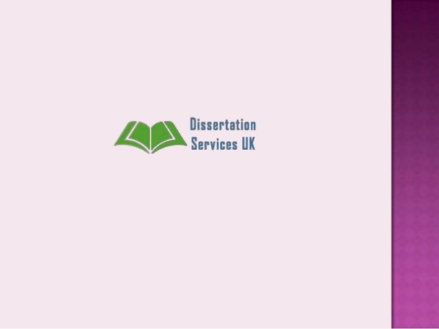 Dissertation services uk umi