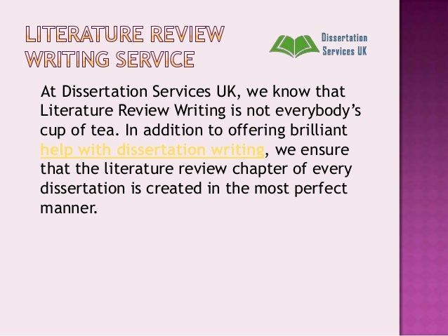 Dissertation services in uk aachen