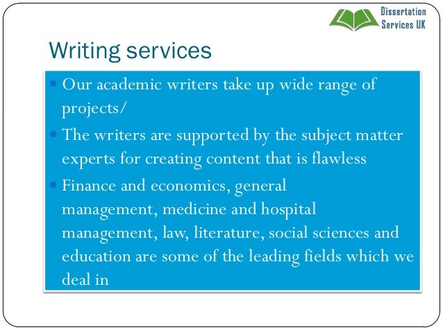 What about a law dissertation writing service UK?