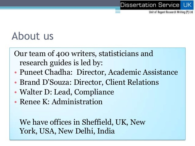 UK's Best Essay & Dissertation Writing Service | Research Prospect