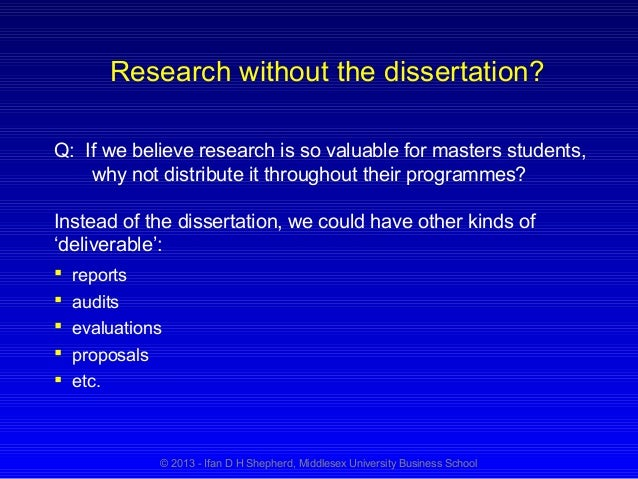 Ma history dissertation guidelines university