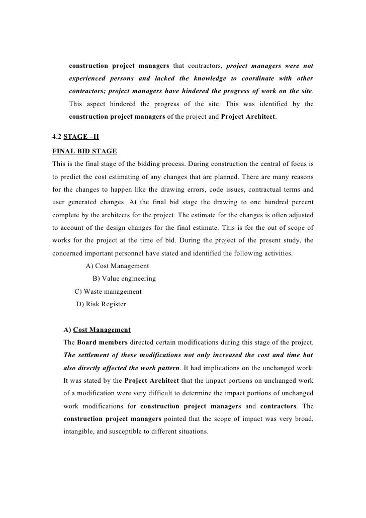Dissertation Examples
