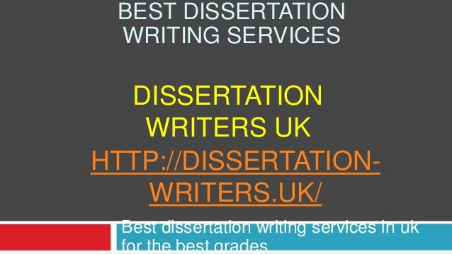 Best Dissertation Writing Service in UK ?