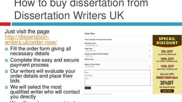 Welcome to the best dissertation writing services!